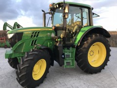 John deere 6120M AT READY!!